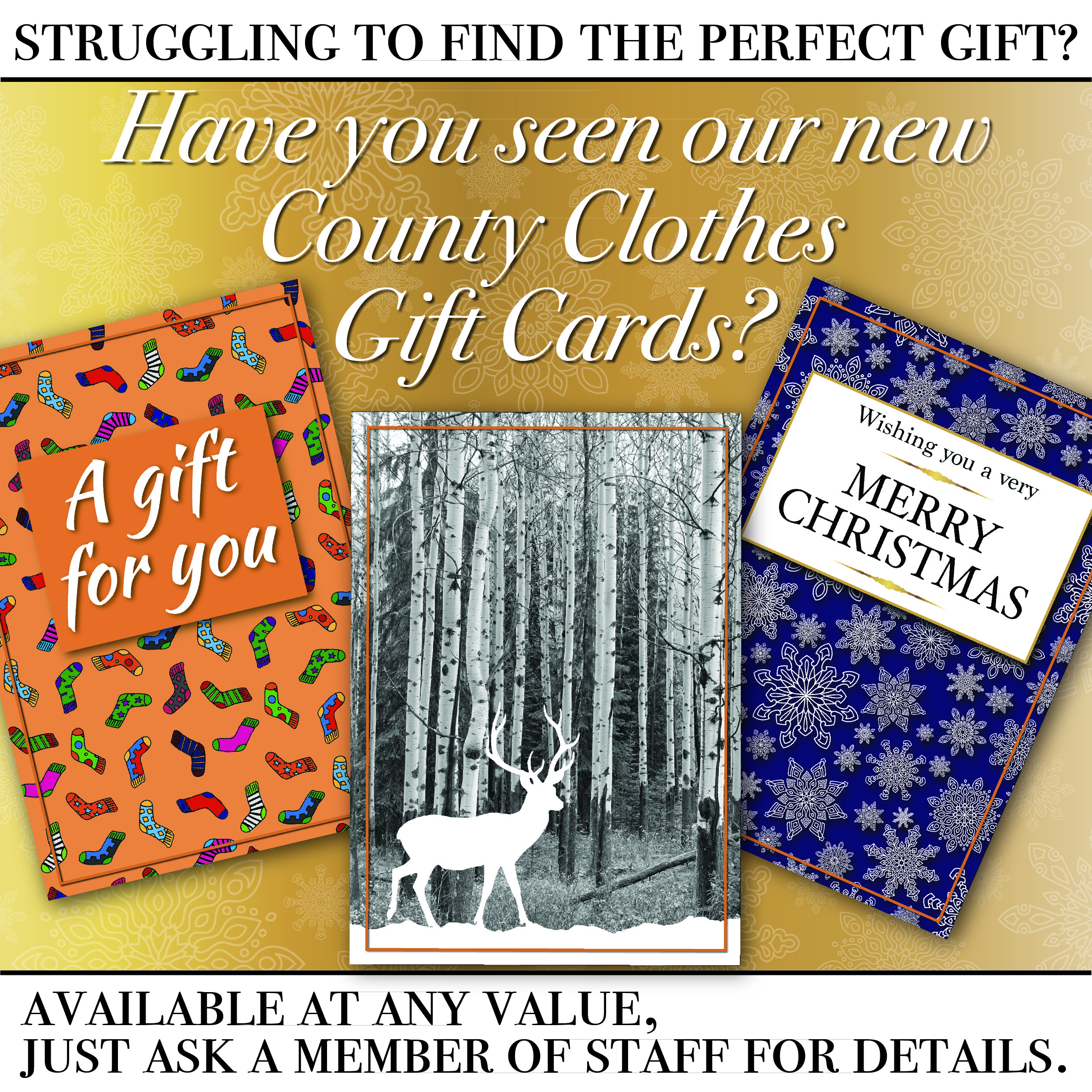 Struggling to find the perfect gift?