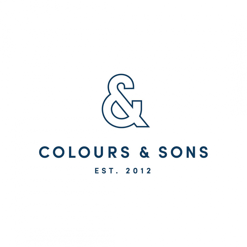 Colours and sons logo