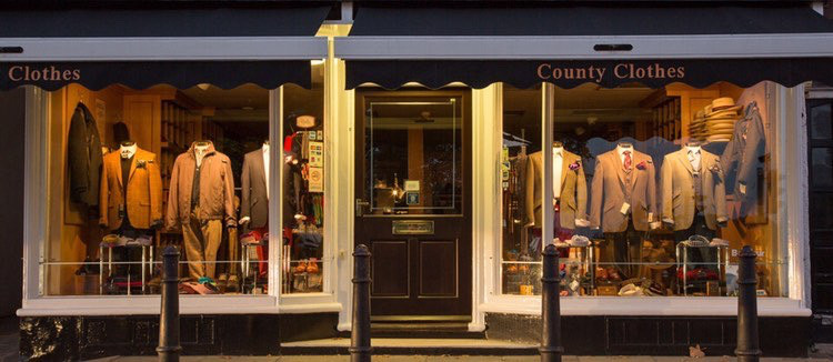 How the First County Clothes Store Came to Be