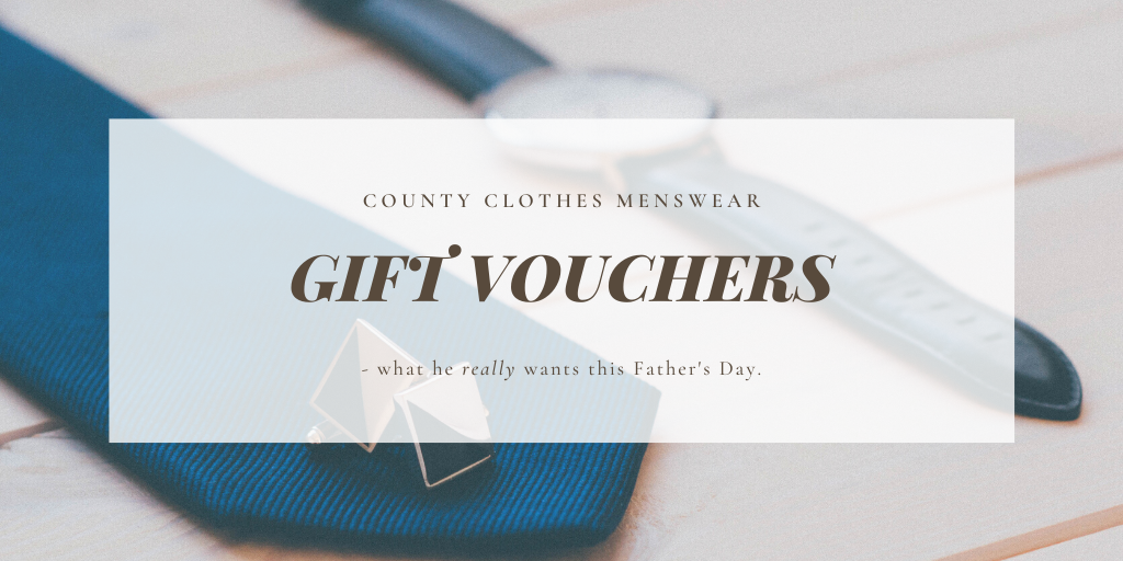 Give Your Dad The Gift of Choice This Father's Day