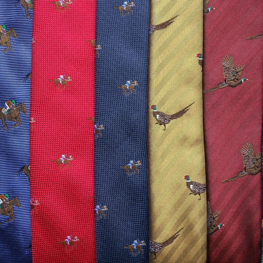 Ties, Bowties and Cravats